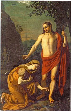 Pistis Sophia - Jesus with Mary Magdalene