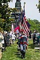 Maryland Sons of Confederate Veterans color guard 04 - Confederate Memorial Day - Arlington National Cemetery - 2014.jpg