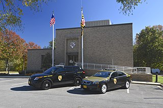State police (United States) Police department of a U.S. state