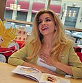 Masiela Lusha, book signing for Boopity Boop Writes her First Poem.jpg