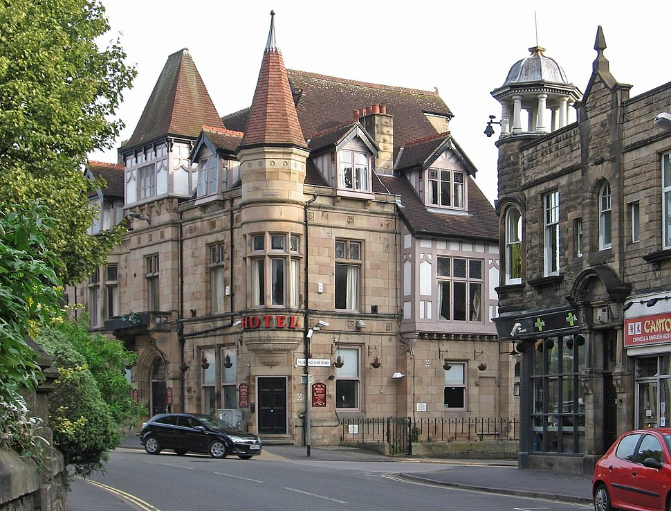 Matlock - Olde Englishe Hotel