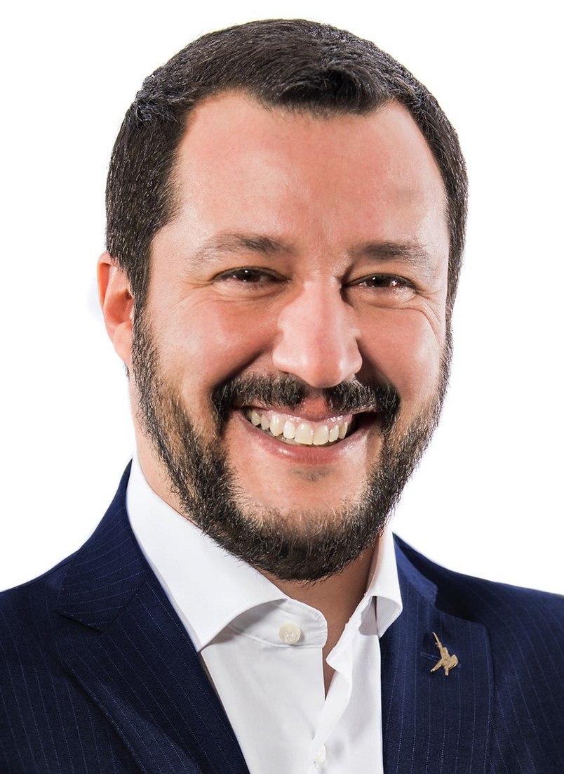 Matteo Salvini Viminale crop