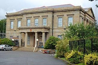 Heaton Moor - Mauldeth Hall