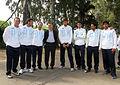 Mauricio Macri con el equipo argentino de Copa Davis (6896509836).jpg