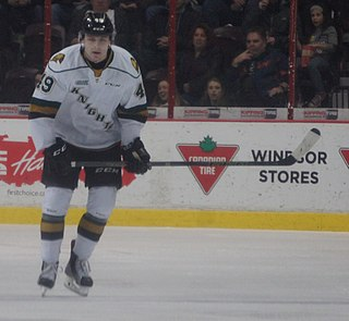 Max Jones (ice hockey) ice hockey player (1998-)