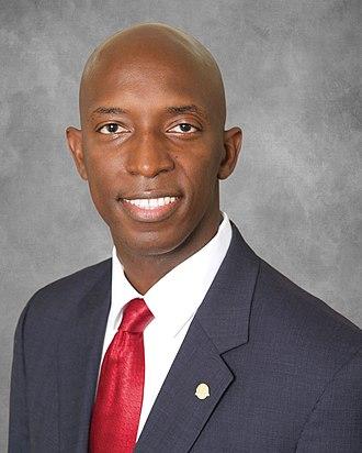 Wayne Messam - Image: Mayor Messam