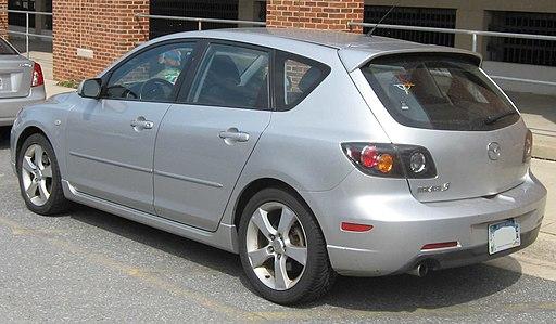 Mazda3 s hatch