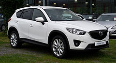 Mazda CX-5 przed liftingiem