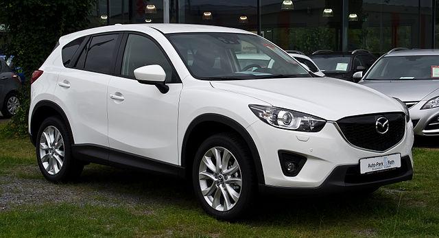 CX-5 (KE) - Mazda