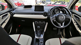 Mazda Demio XD Touring L Package interior.jpg