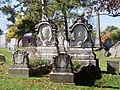 McClure (Rebecca and Francis), Lebanon Church Cemetery, 2015-10-23, 01.jpg