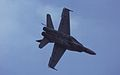 McDonnell Douglas CF-188A Hornet 188756 Canadian Armed Forces, Farnborough UK, September 1988. (5589919602).jpg