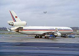 China Airlines MD-11 (Старая Ливрея)