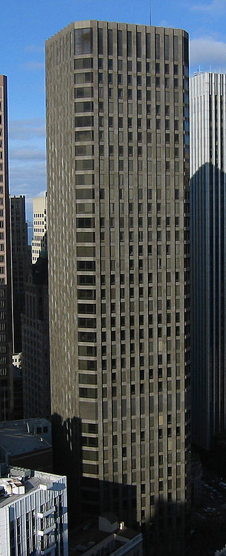 McKesson Corporation - McKesson's global headquarters building in downtown San Francisco.