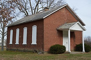 Chippewa Township, Beaver County, Pennsylvania - Image: Mc Kinley School 3, Chippewa Township
