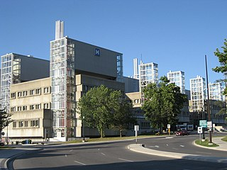 McMaster University Medical Centre Hospital in Ontario, Canada