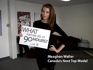 Meaghan Waller - Image: Meaghan Waller 2011