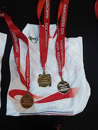 Medals and Track Cycling World Cup jersey.jpg