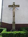Medelsheim Sandsteinkruzifix von 1611.JPG