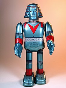 Medicom Toy – Nostalgic Future Series 04 – Giant Robo (ジャイアント・ロボ) – Front.jpg