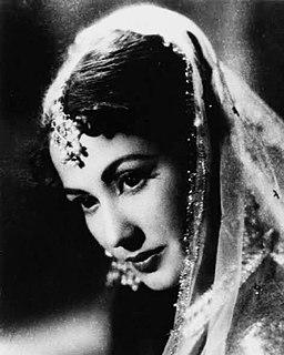 Meena Kumari Indian actress