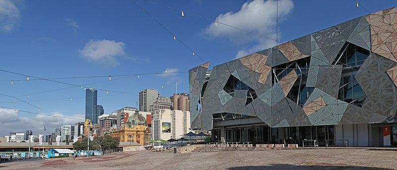 File:Melbourne Federation Square.jpg