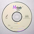 Melody 90min PLATiNUM CD disc.jpg