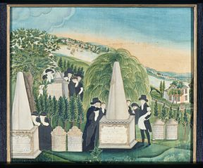 Memorial painting