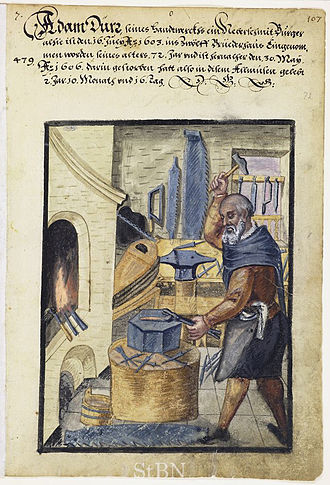 Blacksmith - Blacksmith, 1606