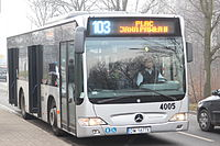 Mercedes-Benz O530K in service for MPK Wroclaw P01.JPG
