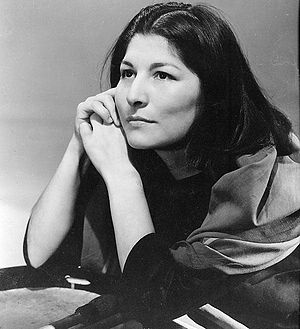 Nueva canción - Mercedes Sosa from Argentina was among the very early nueva canción musicians