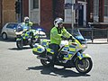 Merseyside Police on Rodney Street June 30 2010 (1).jpg