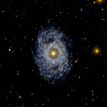 Messier 95 - GALEX - glx2005-02r img10 (crop).png