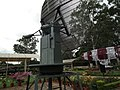 Meteorological radar at HAL Museum 7748.JPG