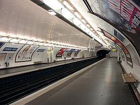 Metro de Paris - Ligne 8 - Chemin Vert 01.jpg