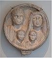 Metropolitan funerary relief Roman 2-3C AD 2.jpg
