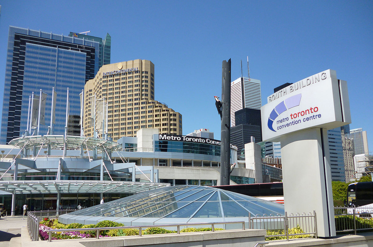 Metro Toronto Convention Centre Wikipedia
