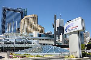 Metro Toronto Convention Centre - Metro Toronto Convention Centre, South Building