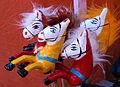 Mexican paper mache horses 02.jpg