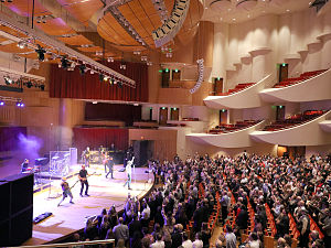 Joseph Meyerhoff Symphony Hall - Interior of the Hall
