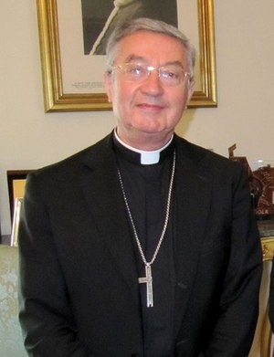 Jean-Louis Bruguès - Image: Mgr Jean Louis Bruguès