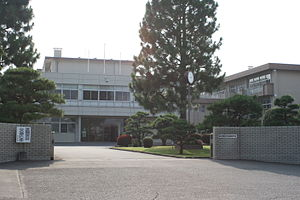 Mibu, Tochigi - Image: Mibu High School