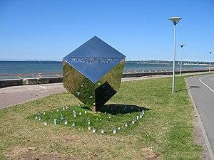 Pirita - Image: Michael Park Monument
