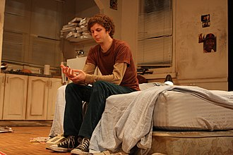 This Is Our Youth - Michael Cera in a March 2012 production staged at the Sydney Opera House