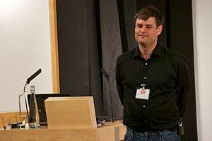 Michael Nielsen - Michael Nielsen talking at Science Online London 2011