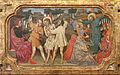 Michele di Matteo-La flagellation et crucifixion de saint André.jpg