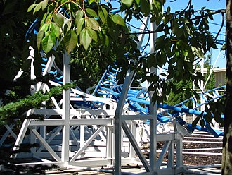 Big Dipper (Michigan's Adventure) - Image: Michigan's Adventure Big Dipper