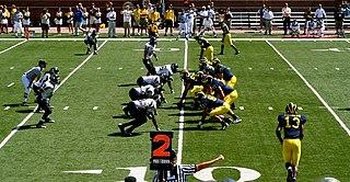 Offside (American football)