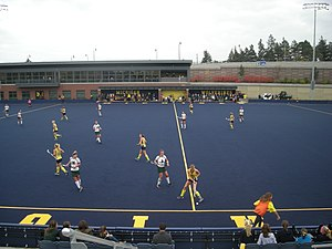 Michigan State Spartans field hockey - Image: Michigan State vs. Michigan field hockey 2014 47