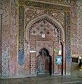 Mihrab at Jama Masjid, Fatehpur Sikri.jpg